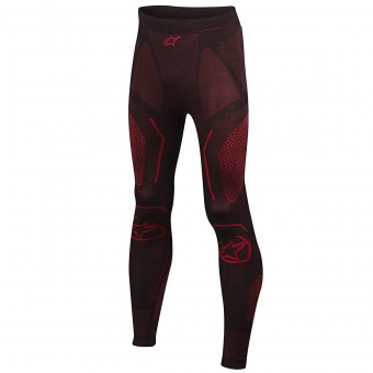 Pantalón frío Alpinestars Ride Tech Bottom Winter Black Red