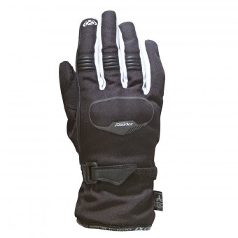 Guantes moto Ixon Pro Rush Kid Black White