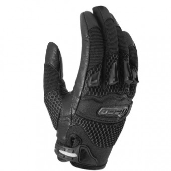 Guantes moto ICON Twenty-Niner Black Woman