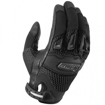 Guantes moto ICON Twenty-Niner Black