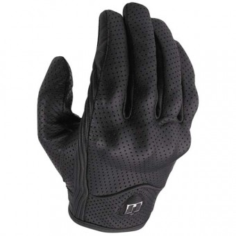 Guantes moto ICON Pursuit Black Mesh