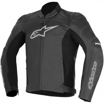 Cazadora moto Alpinestars SP-1 Leather Black