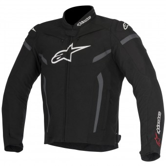 Cazadora moto Alpinestars T-GP Plus R V2 Black Anthracite