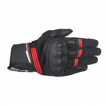 Guantes moto Alpinestars Booster Black Red