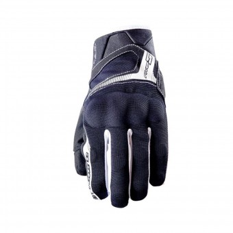 Guantes moto Five RS3 Kid Black White