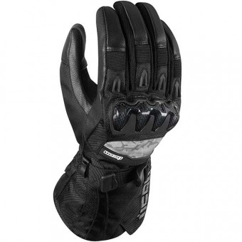 Guantes moto ICON Patrol Waterproof