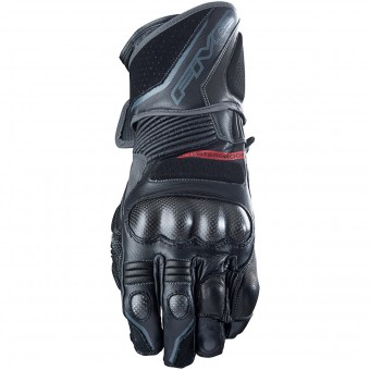 Guantes moto Five GT1 WP Black