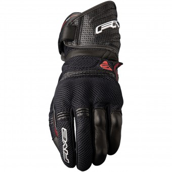 Guantes moto Five GT2 Air Black