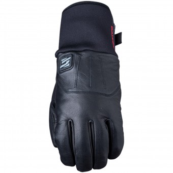 Guantes moto Five HG4 WP Chauffant Black