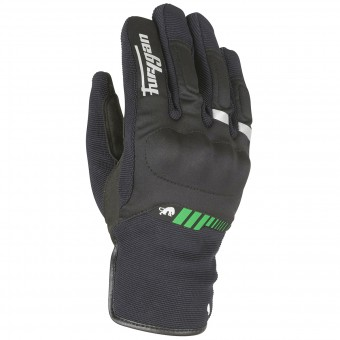 Guantes moto Furygan Jet All Season Black Green