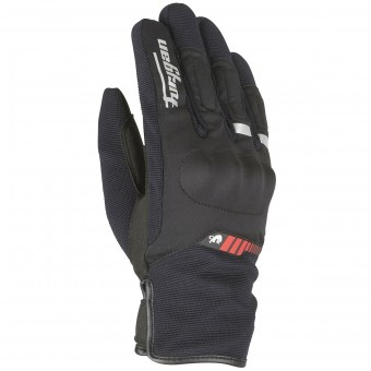 Guantes moto Furygan Jet All Season Black Red