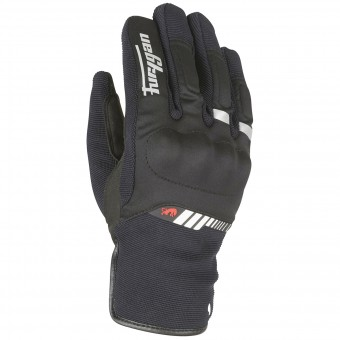 Guantes moto Furygan Jet All Season Black White