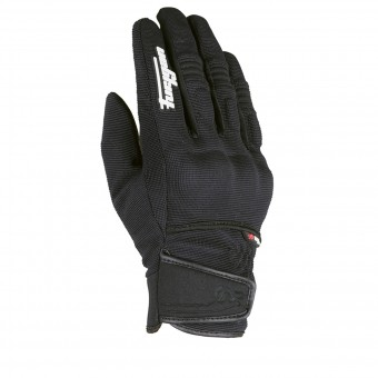 Guantes moto Furygan Jet Evo Kid Black White