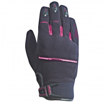 Guantes moto Ixon RS Dry Lady HP Black Fuschia