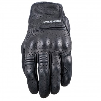 Guantes moto Five Sport City Black