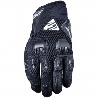 Guantes moto Five Stunt Evo Airflow Black