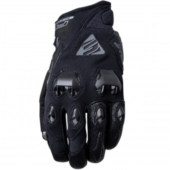 Guantes moto Five Stunt Evo Black