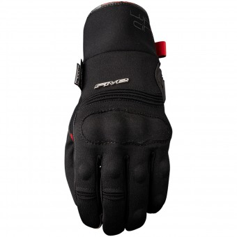 Guantes moto Five WFX City Short WP Black