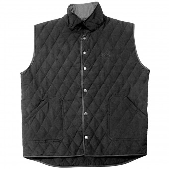 Chaleco moto Ride & Sons Thermal Vest Black
