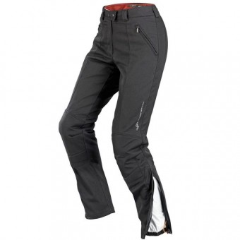 Pantalones moto Spidi Glance H2out Lady Negro