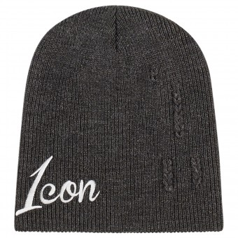 Gorro Moto ICON 1000 Feedback Charcoal