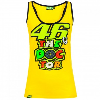 Camisetas Moto VR 46 Tank Top Woman VR46