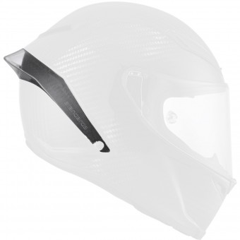 Piezas sueltas casco AGV Alerón Posterior Pista GP