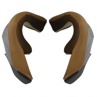 Interior casco Nexx Par de Mejillas X70 Camel