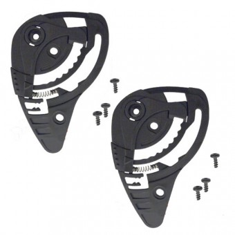 Piezas sueltas casco Schuberth Mecanismo Pantalla Completo R1 - S1 Pro