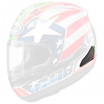 Piezas sueltas casco Arai Ventilación Lateral RX-7 V