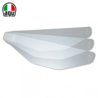 Visera AGV Tear Off  Race 2 - GT Veloce - Corsa - Pista GP