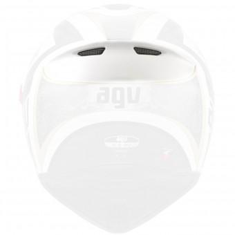 Piezas sueltas casco AGV Aeración Superior Trasera K3 SV