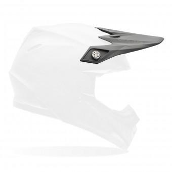 Visera Bell Gorra Moto-9 Carbon Flex Matte Black