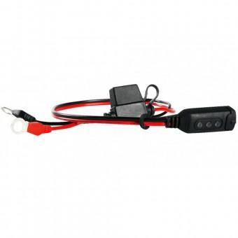 Batería Moto Ctek Cable Conexión Rápida Indicador Led