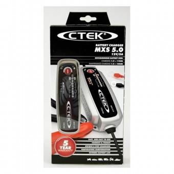 Batería Moto Ctek MXS 5.0 12 Volts - 5 A