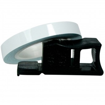 Kit Adhesivos Moto Chaft Tiras adhesivas llantas Blanco