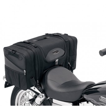 Bolsas de asiento  Saddlemen Tail Bag Cruiser TS3200DE