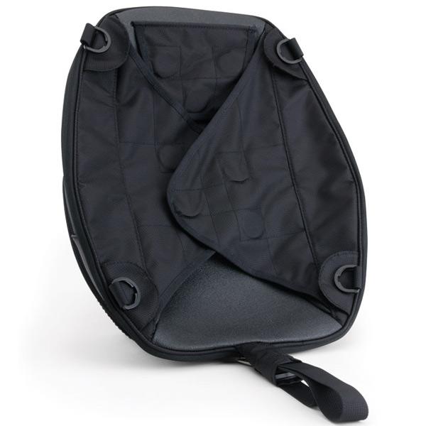Axio Tank Bag Plata