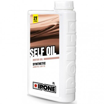 Aceite para motor IPONE Selfoil - Synthetic - 2 Litros 2T