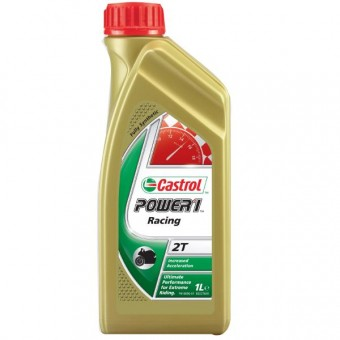 Aceite para motor Castrol Power 1 Racing 2T 1 Litro