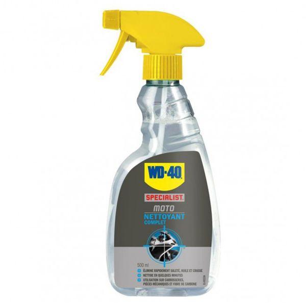 Limpieza  WD-40 Spray Limpieza Moto