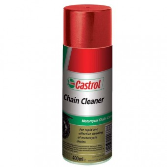 Sprays de mantenimiento Castrol Chain Cleaner 400 ml