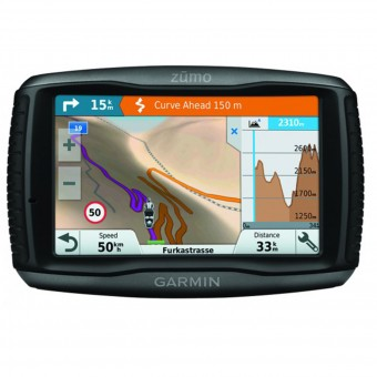 GPS - navegador Garmin Zumo 595 Travel Edition