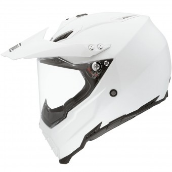 Casque Cross AGV AX-8 Dual Evo Blanco