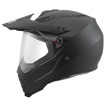 Casque Cross AGV AX-8 Dual Evo Negro Mate