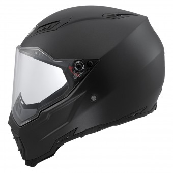 Casque Integral AGV AX-8 Evo Naked Matt Black