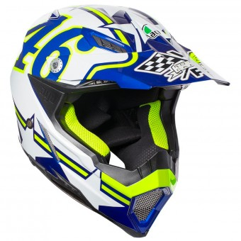 Casque Cross AGV AX-8 Evo Top Ranch