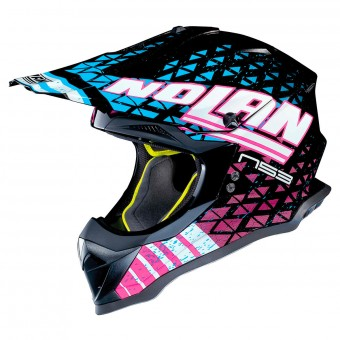 Casque Cross Nolan N53 Dissolvence 40