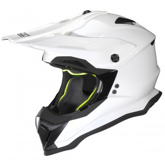 Casque Cross Nolan N53 Smart Pure White 15
