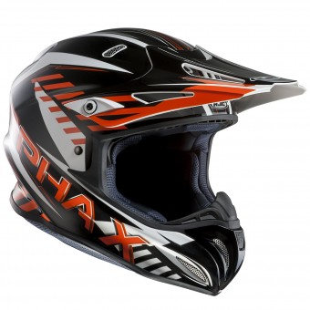 Casque Cross HJC RPHA X Schuma MC7